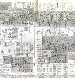 radio circuit diagram  [ 3229 x 2289 Pixel ]