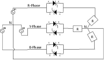 three phase ac voltage controller under Repository