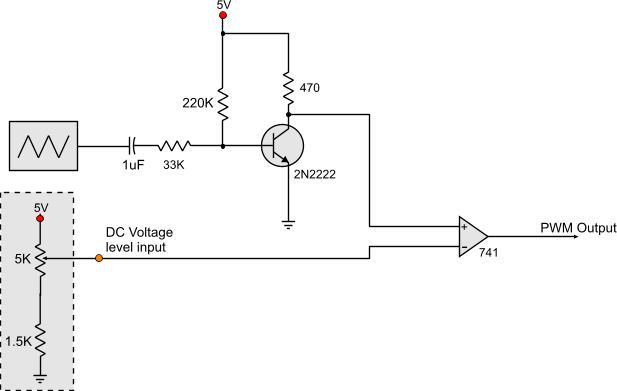 pwm generator schematic