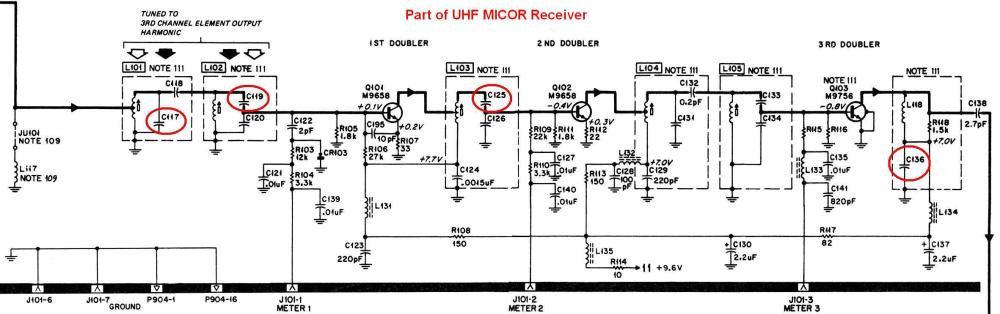 medium resolution of improving the micor receiver for 435 450 mhz
