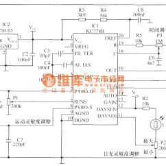 Ultrasonic Movement Detector Circuit Diagram Saab 9 3 Stereo Wiring Object Motion Repository Next Gr