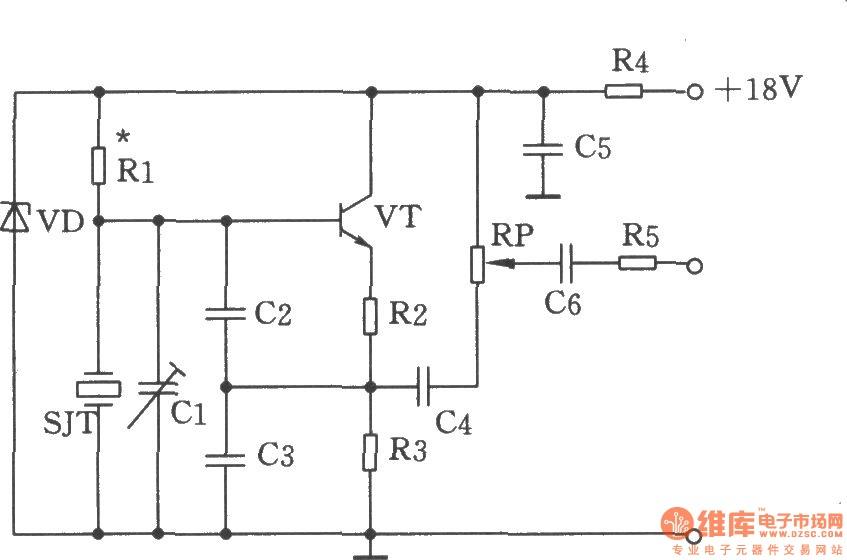 colpitts oscillator circuit : Oscillator Circuits :: Next.gr