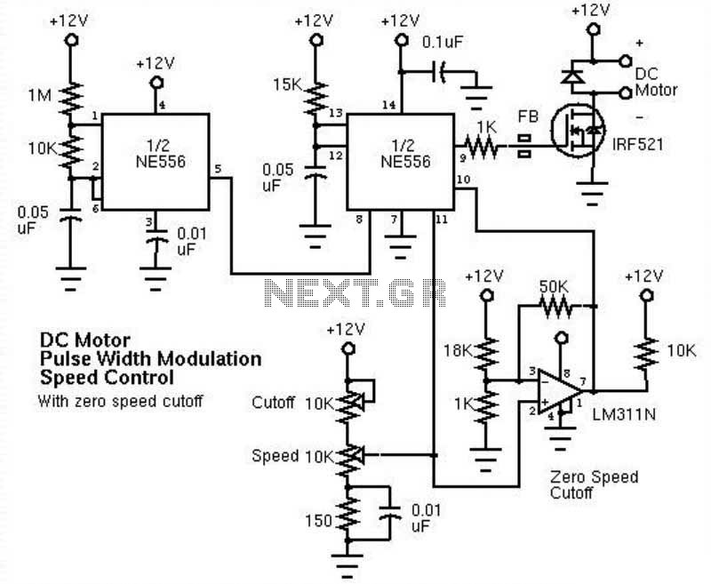 stepper motor circuit Page 6 : Automation Circuits :: Next.gr