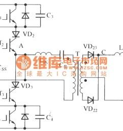 zero voltage zero current switch three level dc converter [ 1517 x 637 Pixel ]