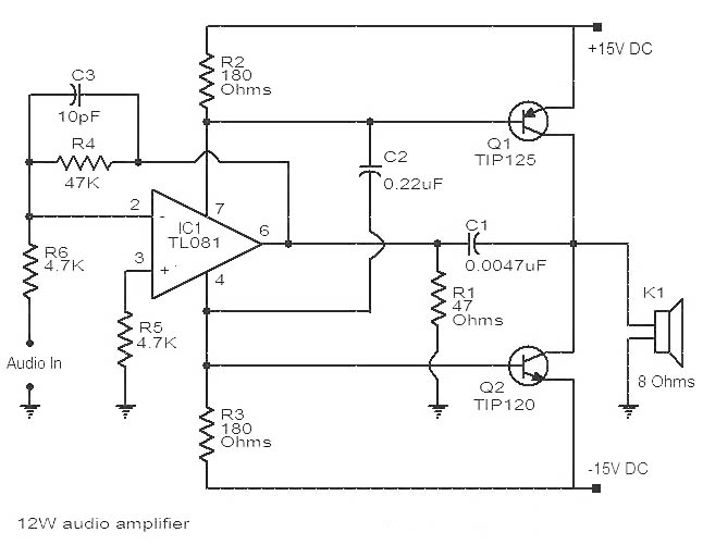 h-bridge circuit : Other Circuits :: Next.gr
