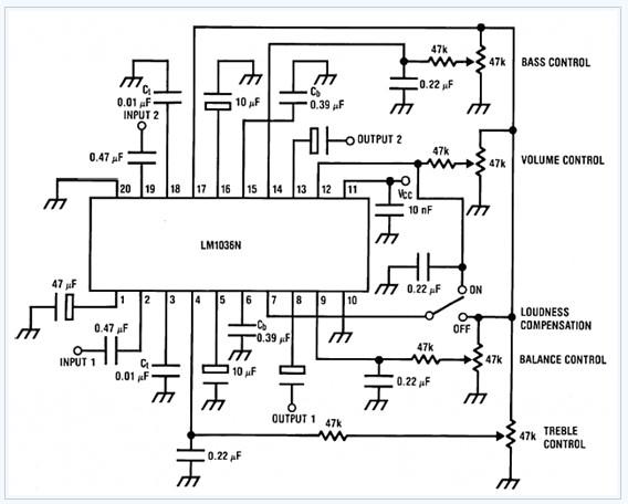 audio tone balance circuit Page 4 : Audio Circuits :: Next.gr