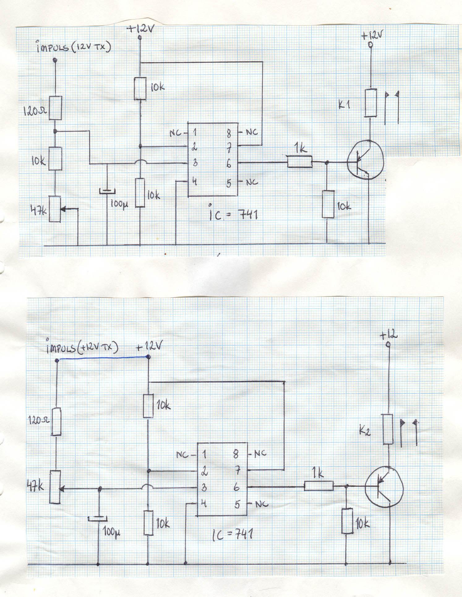 Sequencer Circuit Page 4 Other Circuits Next