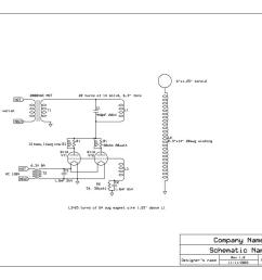 vacuum tube tesla coil vttc here is the particular schematic  [ 1080 x 830 Pixel ]