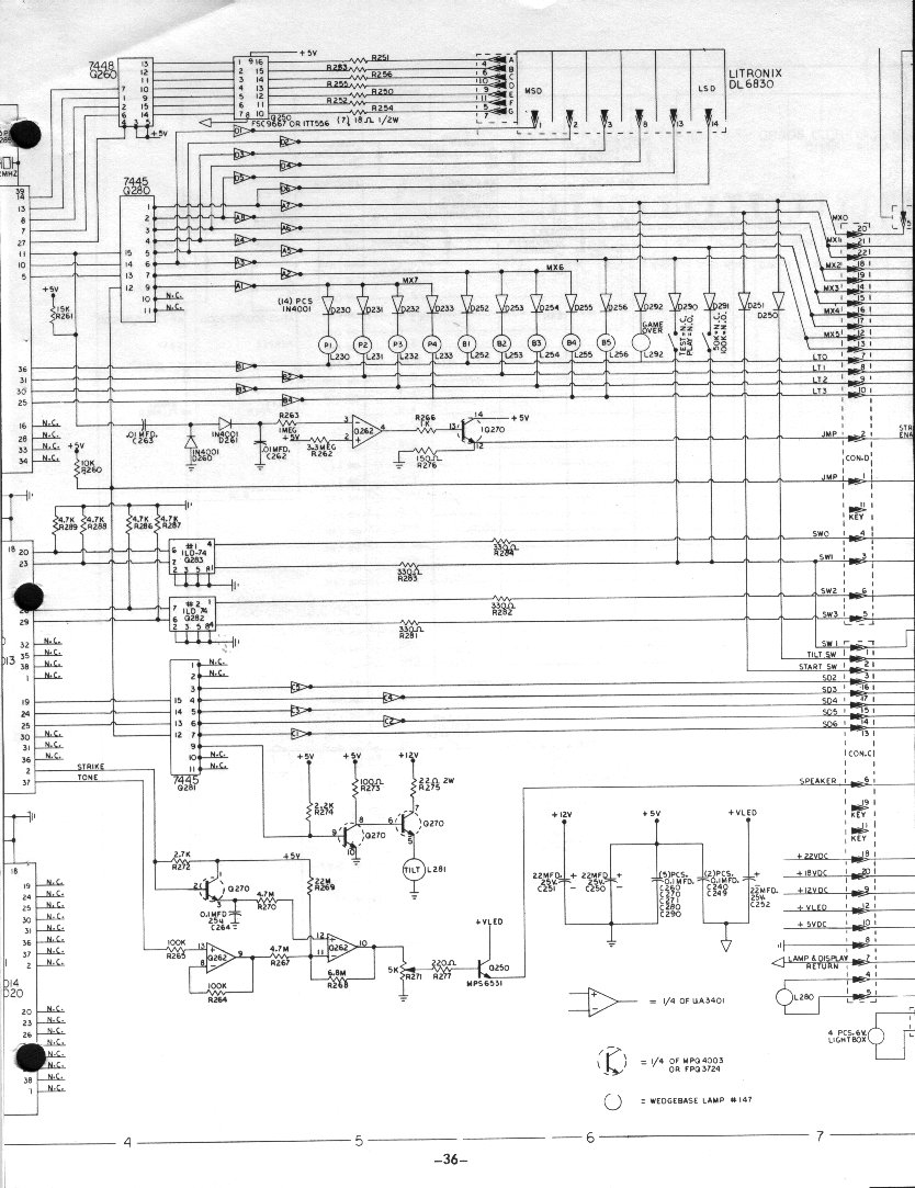 game electronic circuit Page 3 : Other Circuits :: Next.gr