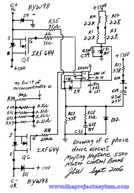 > circuits > LM MW converter for ham only receivers l25525
