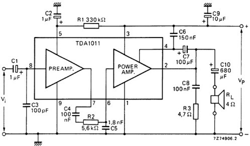 > rf > transmitters > 4 MHz Modulated Oscillator 2N4401