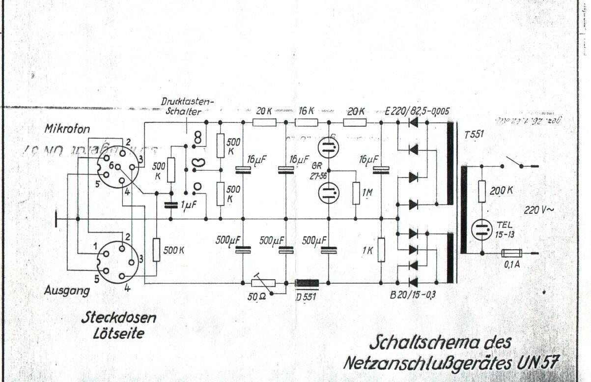 Vacuum Tube Valve Circuit Page 9 Audio Circuits Next