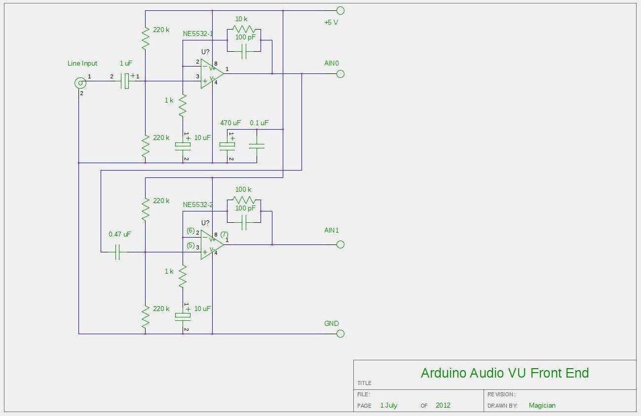 vu meter circuit Page 2 : Meter Counter Circuits :: Next.gr