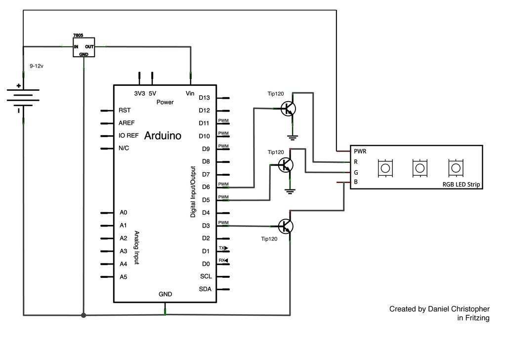 led circuit Page 5 : Light Laser LED Circuits :: Next.gr