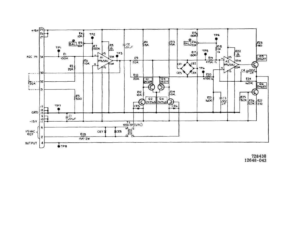 very simple antenna amplifier electronic circuit project can be