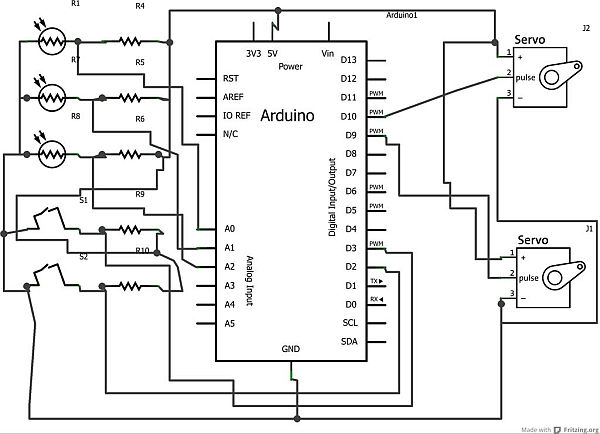 servo motor circuit Page 2 : Automation Circuits :: Next.gr