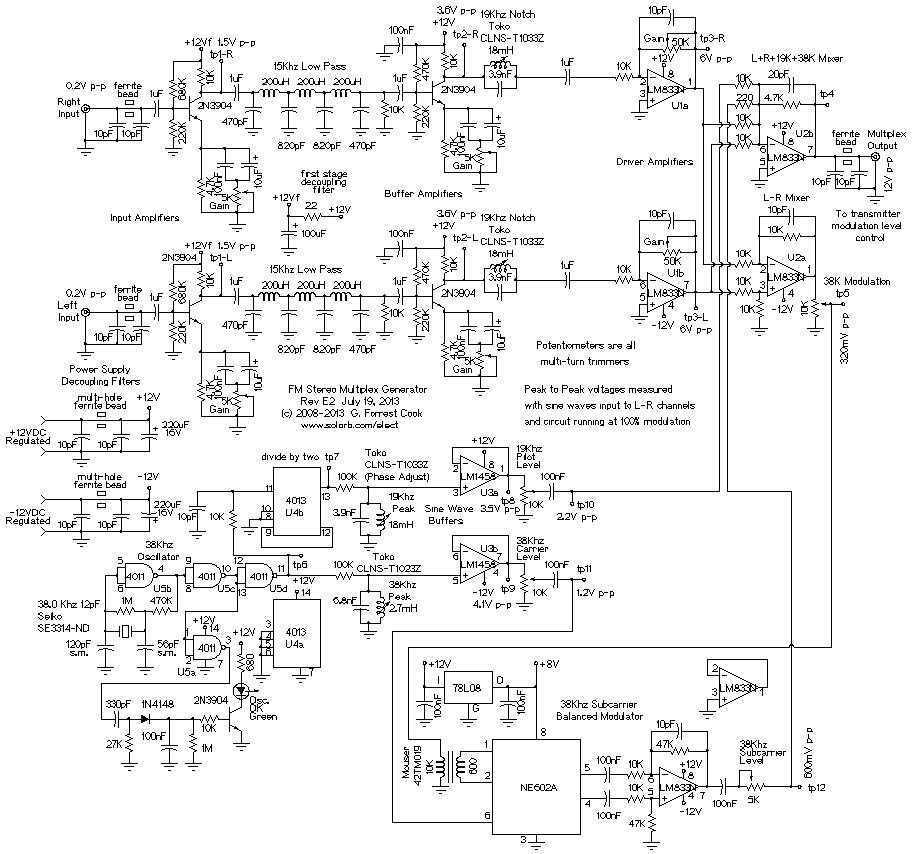 fm transmitter circuit Page 2 : RF Circuits :: Next.gr