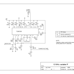 Mass Airflow Receiver Circuit 1968 Ct90 Wiring Diagram Gt Other Circuits Buffer Tunable If With