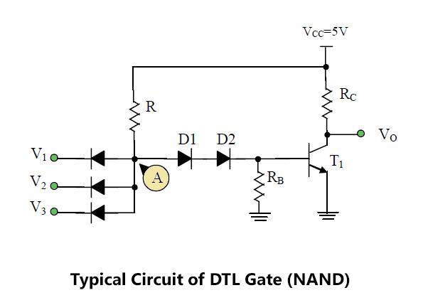 Digital circuits with bipolar transistors Tutorial :: Next.gr