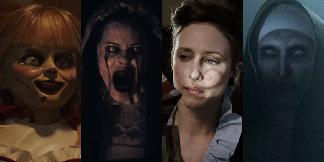 The Conjuring Universe Ranked
