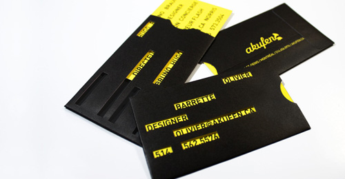Akufen Business Card