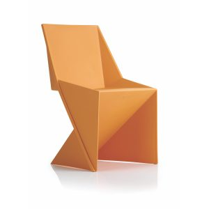 Freedom Visitor Stacking Chair Mango Polypropylene