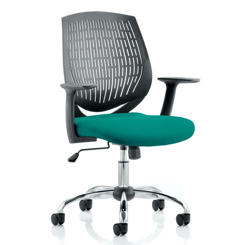 Dura Bespoke Colour Seat Maringa Teal