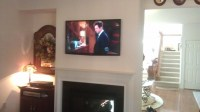 TV Mounting Ideas and Pictures | Nextdaytechs | On-site ...