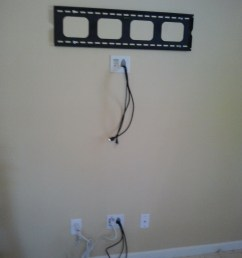 picasso tv installation pictures u00ab nextdaytechs on site wall mount tv wiring electrical outlet wall mount tv wiring diagram [ 1920 x 2560 Pixel ]