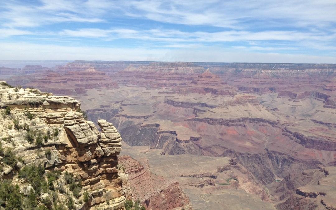 Days 1-3: Arizona, New Mexico, Texas & Oklahoma