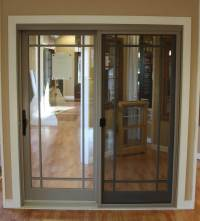 Exterior Sliding French Doors
