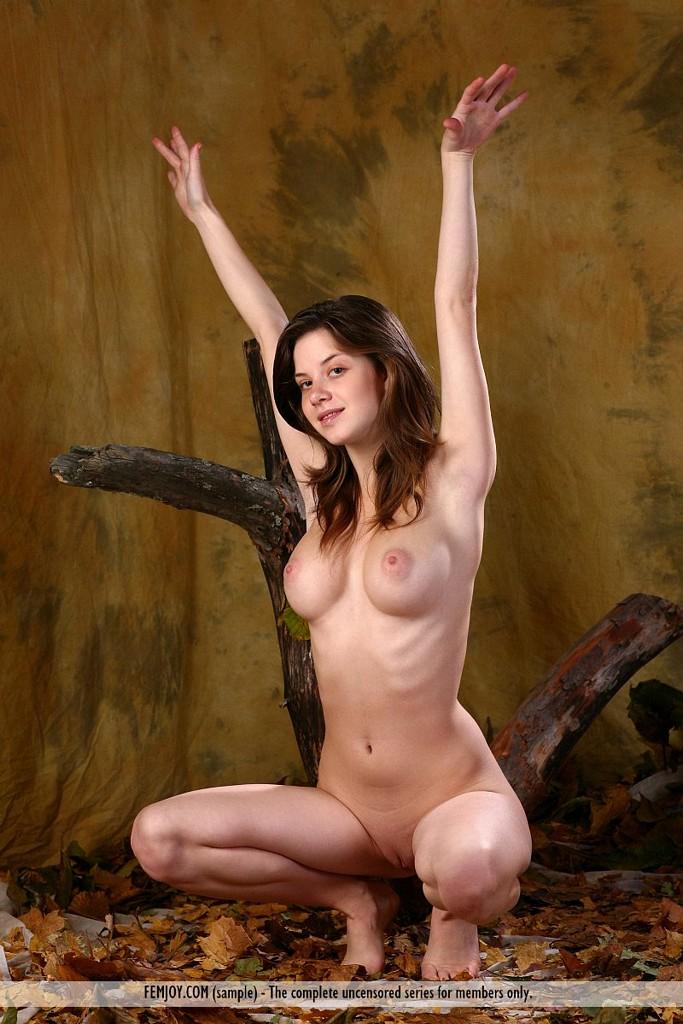 Natural busty cutie Danica takes off her dress  Nextdoor