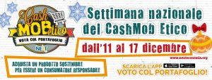 Settimana Nazionale Cash Mob Etico 2017