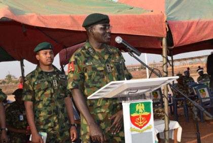 Take fight to terrorists, Buratai charges troops