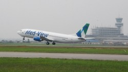 Birdstrike forces Medview Airline to abort Saudi-bound flight