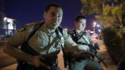 Girlfriend of Las Vegas gunman lands in US to face questions
