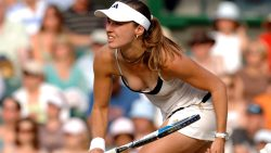 Martina Hingis ends tennis career in defeat