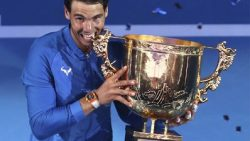 Rafael Nadal thrashes Kyrgios to clinch China Open title