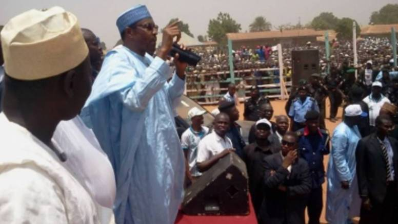 Massive reception in Kano, clear message to opposition –Buhari