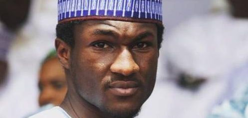 BREAKING: Bike crash: Yusuf Buhari discharged