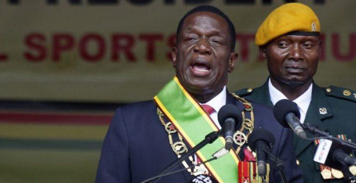 I evaded landmines to escape Mugabe –Mnangagwa