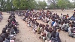 300 babies born in IDP camp