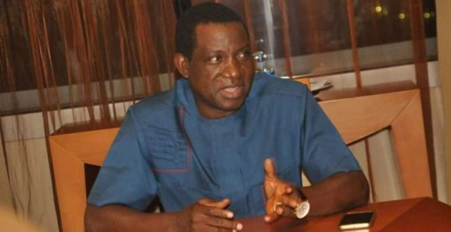 Benue killings: PDP berates Lalong over comments