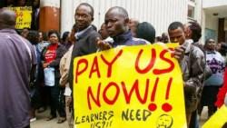 Teachers begin strike Monday
