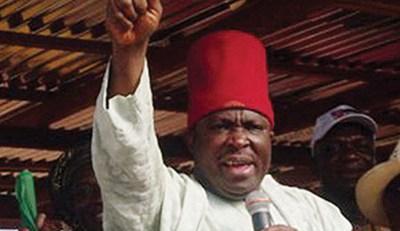 Umeh wins Anambra senatorial seat