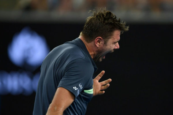 Tennis: Wawrinka beaten by World No. 259
