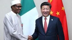 Buhari congratulates President XI Jinping of China