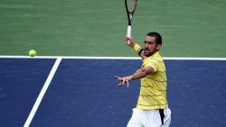 Cilic, Wozniacki crash out, Venus strokes on