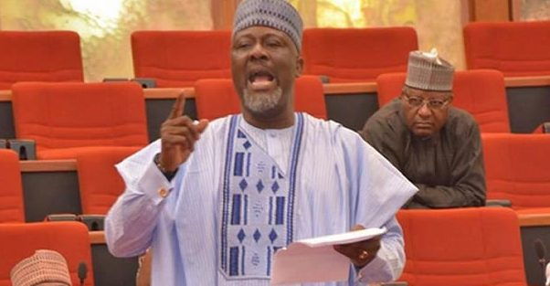 Dino Melaye dares police, to be declared wanted
