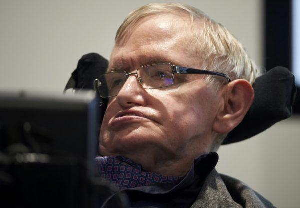 Stephen Hawking genius British scientist dies